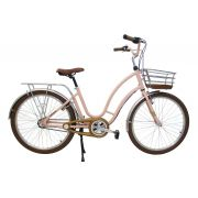 Bicicleta aro 26 Vintage Antonella Rosa