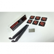 KIT REPARO 2 ESPATULAS C/REMENDO S/COLA (CX C/ 10)  HIGH ONE