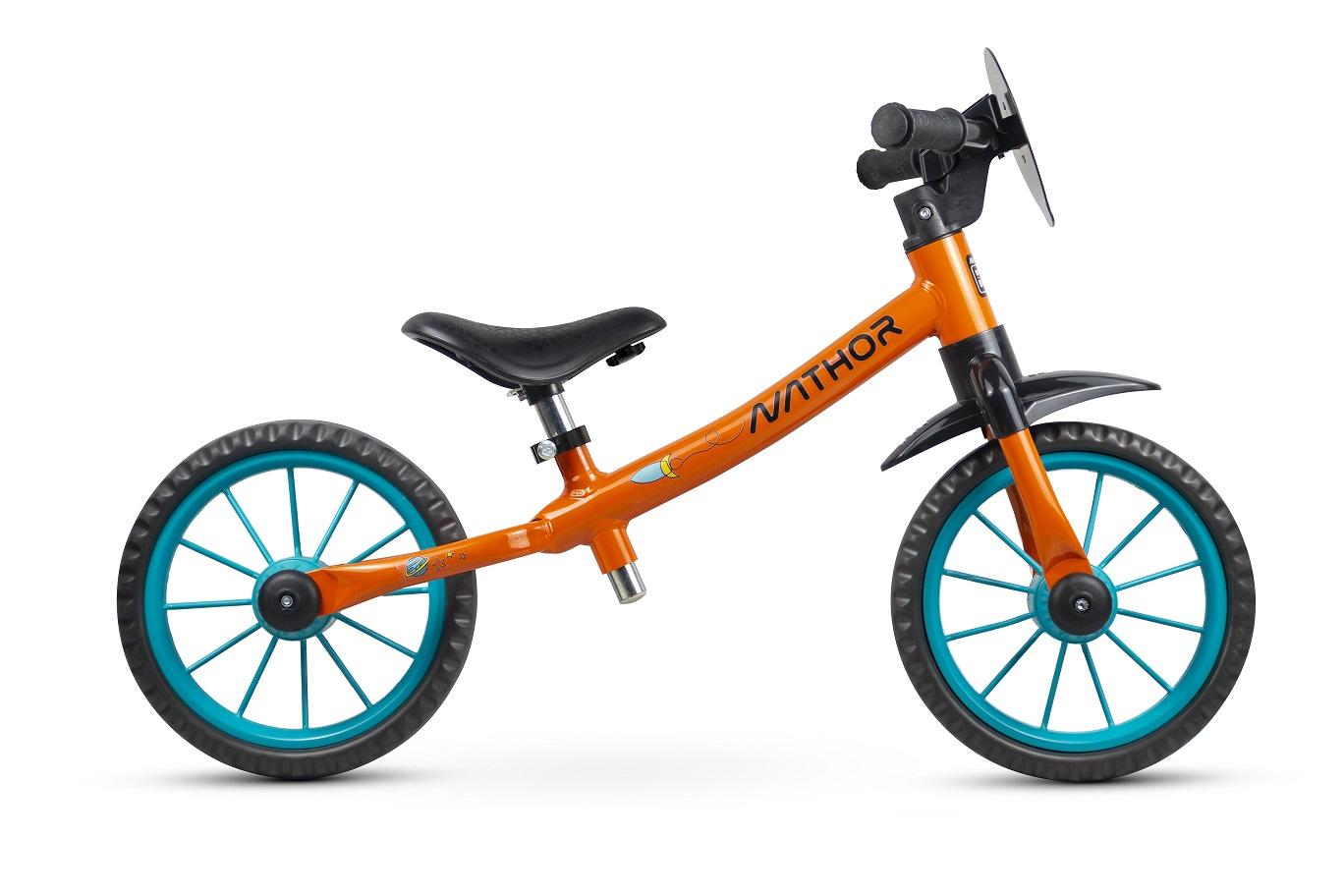 Balance Bike (Bicicleta de Equilíbrio) 12 Rocket Nathor