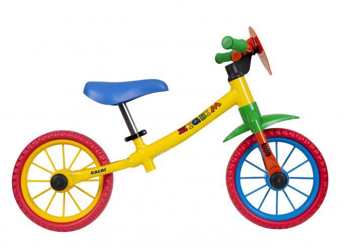 Balance Bike (Bicicleta de Equilíbrio) Zigbim Caloi