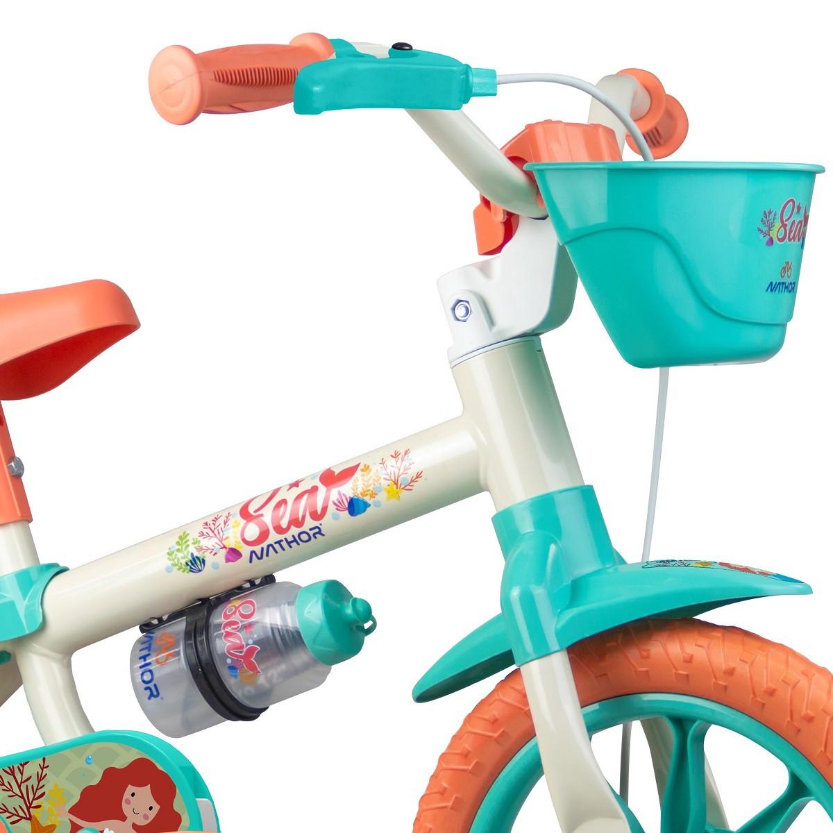 Bicicleta aro 12 Sea 2 Nathor