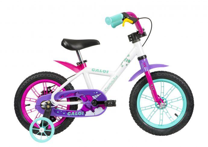 Bicicleta aro 14 Caloi Cecizinha