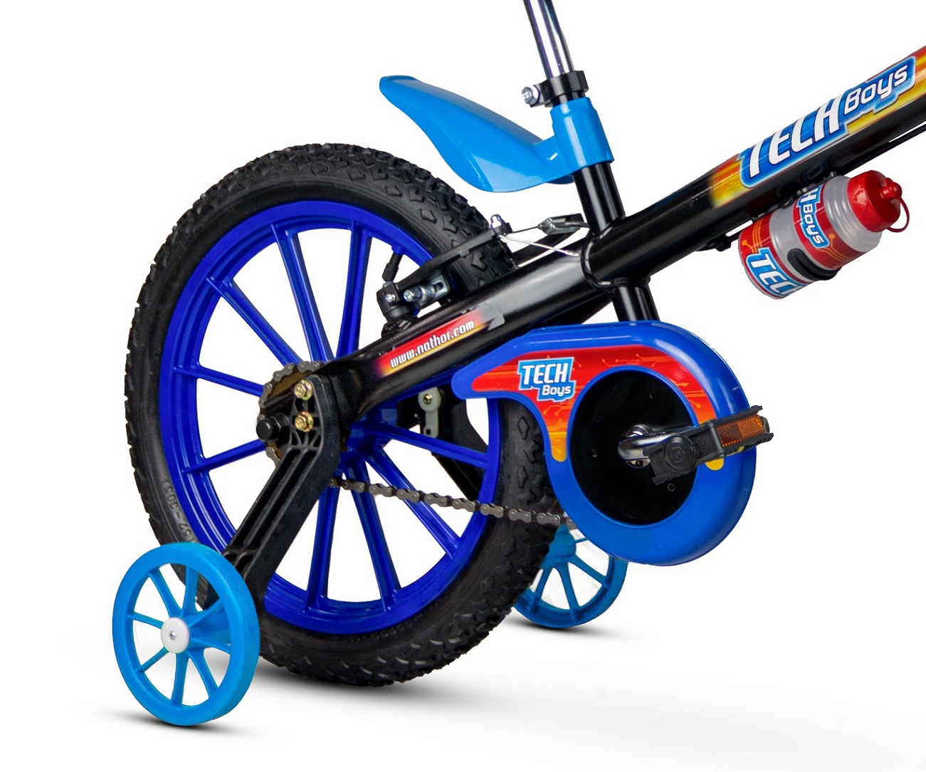 Bicicleta aro 16 Tech Boys Nathor