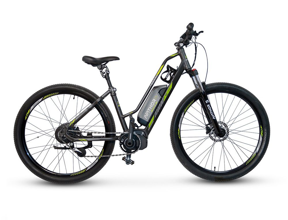 Bicicleta aro 29 Elétrica E3 Nathor - Steps Shimano
