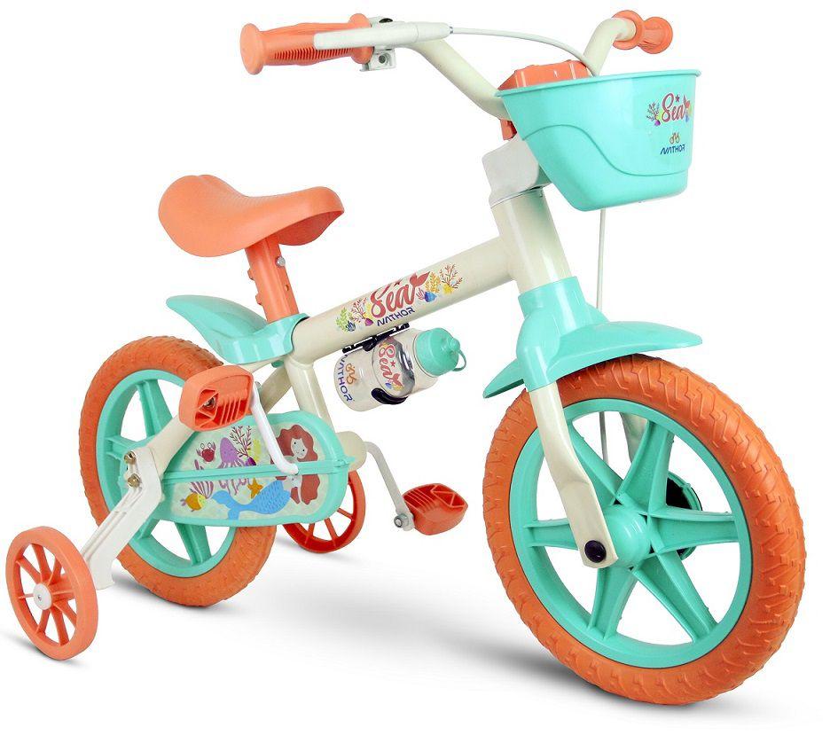 Bicicleta aro 12 Sea Nathor
