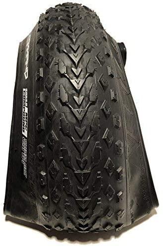 """Pneu FAT de Bicicleta 20 x 4"""" 120tpi Folding Bead MP - Vee Tire Mission Command"""