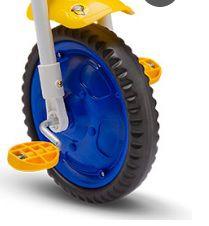 Roda dianteira para Triciclos Nathor - Cores Diversas