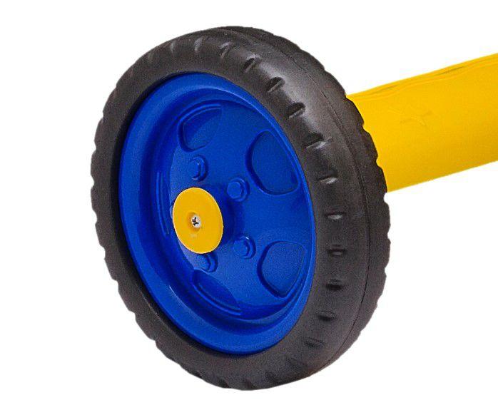 Roda Traseira Triciclo Nathor - Cores Diversas