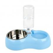 Conjunto Pet Para Água e Ração Com Dosador De Água