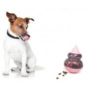Mini Petball 2 Em 1 Comedouro + Brinquedo Para Cães Cachorro