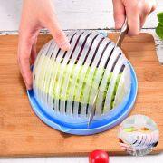 Tigela de Corte Rápido de Salada e Legumes (Apenas Verde)