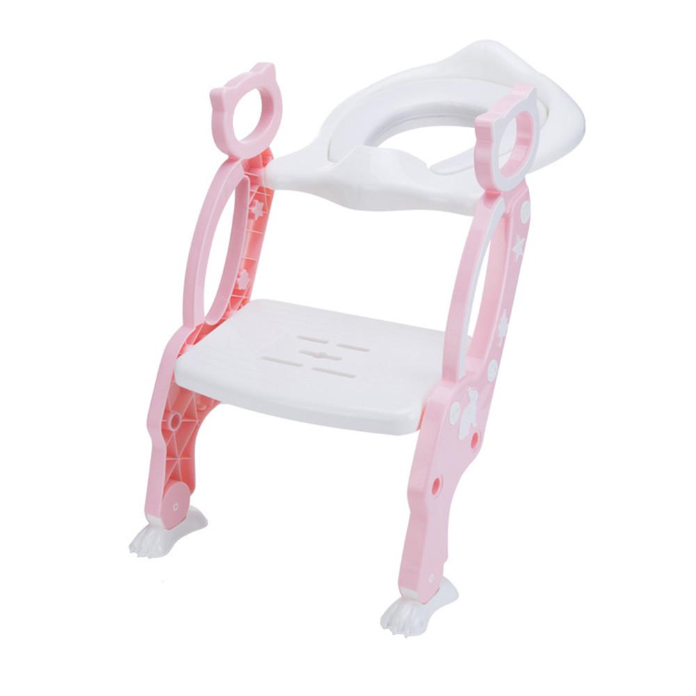 Assento Sanitário Infantil Com Escada