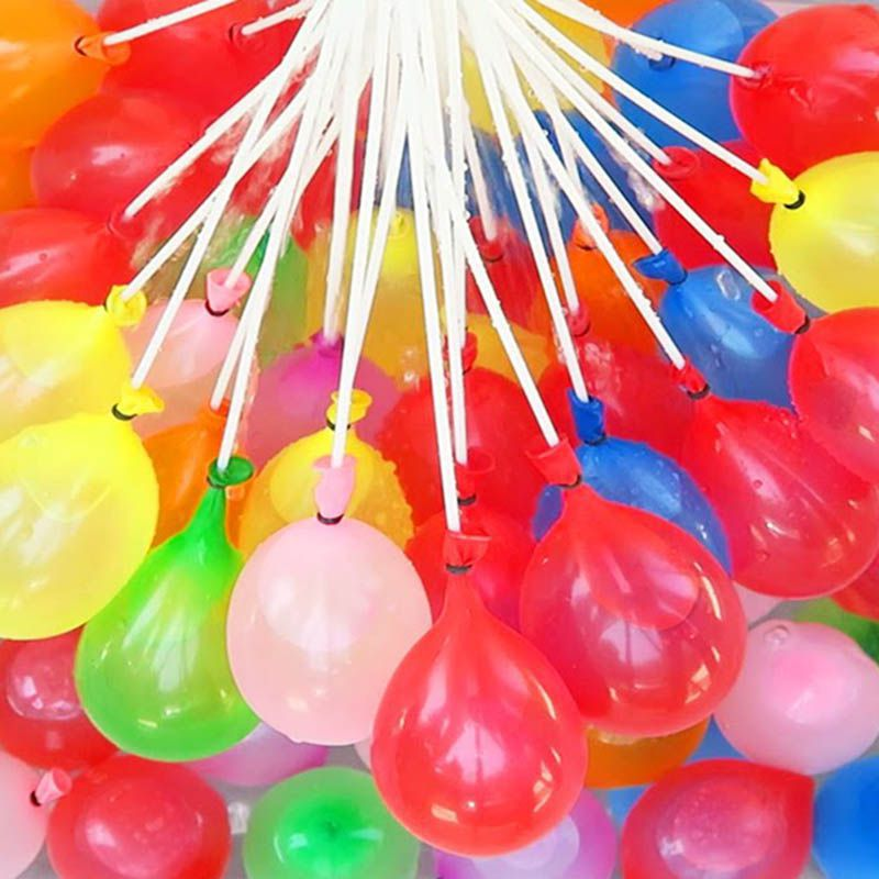 Balloon Bonanza com 120 Bexigas D'água