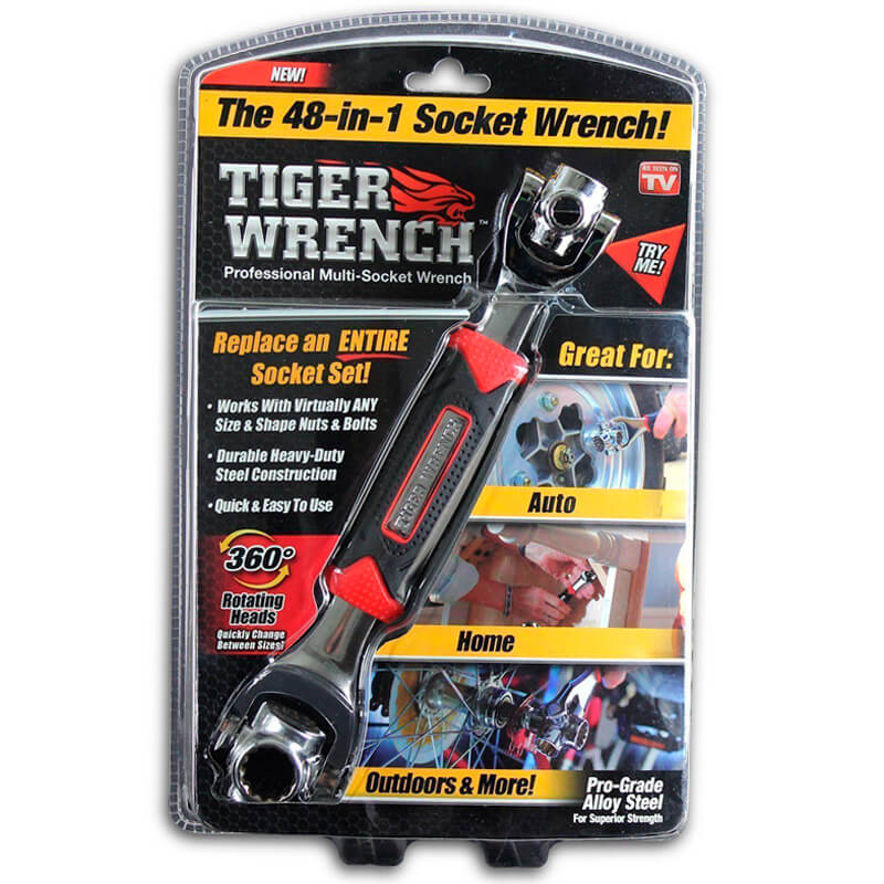 Chave Universal 48 EM 1 Tiger Wrench