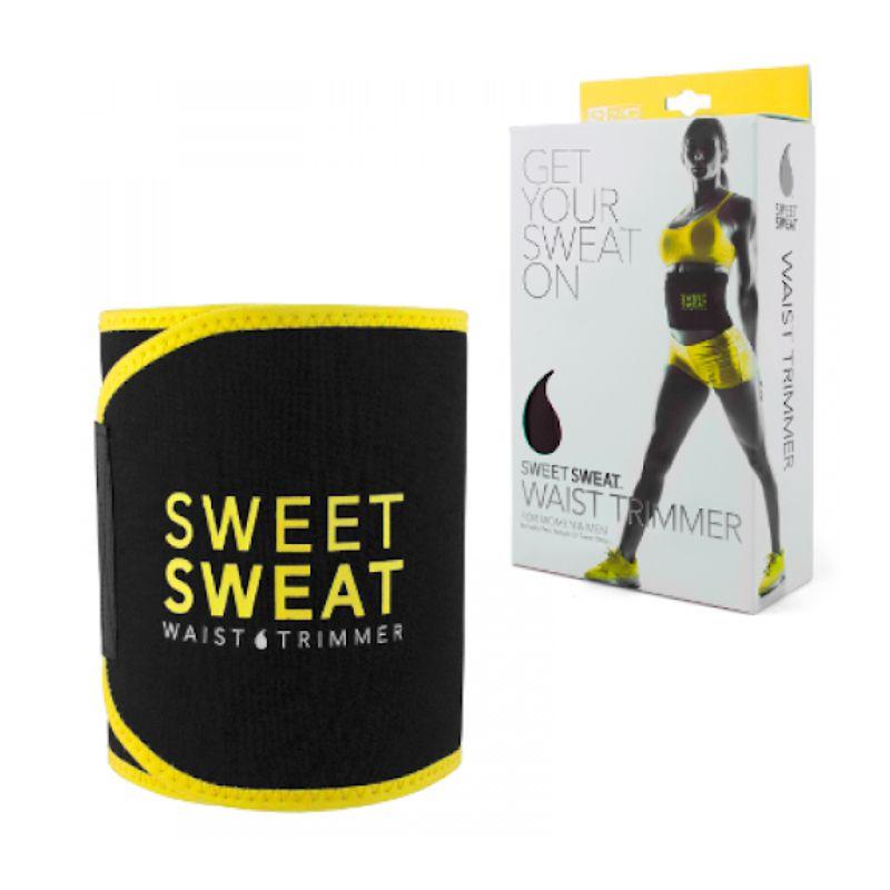Cinta Abdominal Perda Gordura Ativadora Neoprene Sweet Sweat