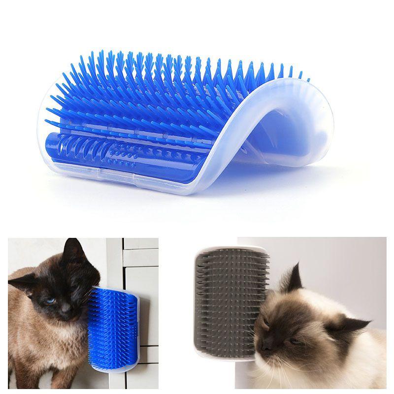 Escova Pet de Parede- Massageador para Gatos