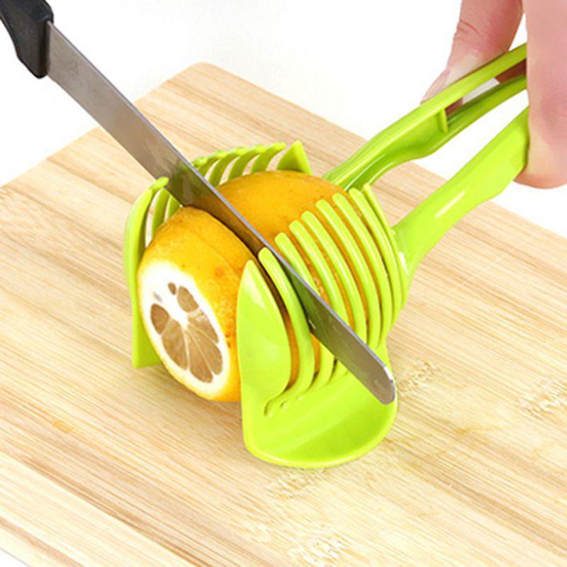 Fatiador De Frutas e Legumes P/ Auxiliar no Corte De Alimentos