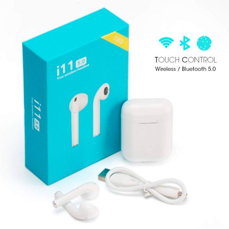 Fone De Ouvido I11 TWS Bluetooth Android S/fio
