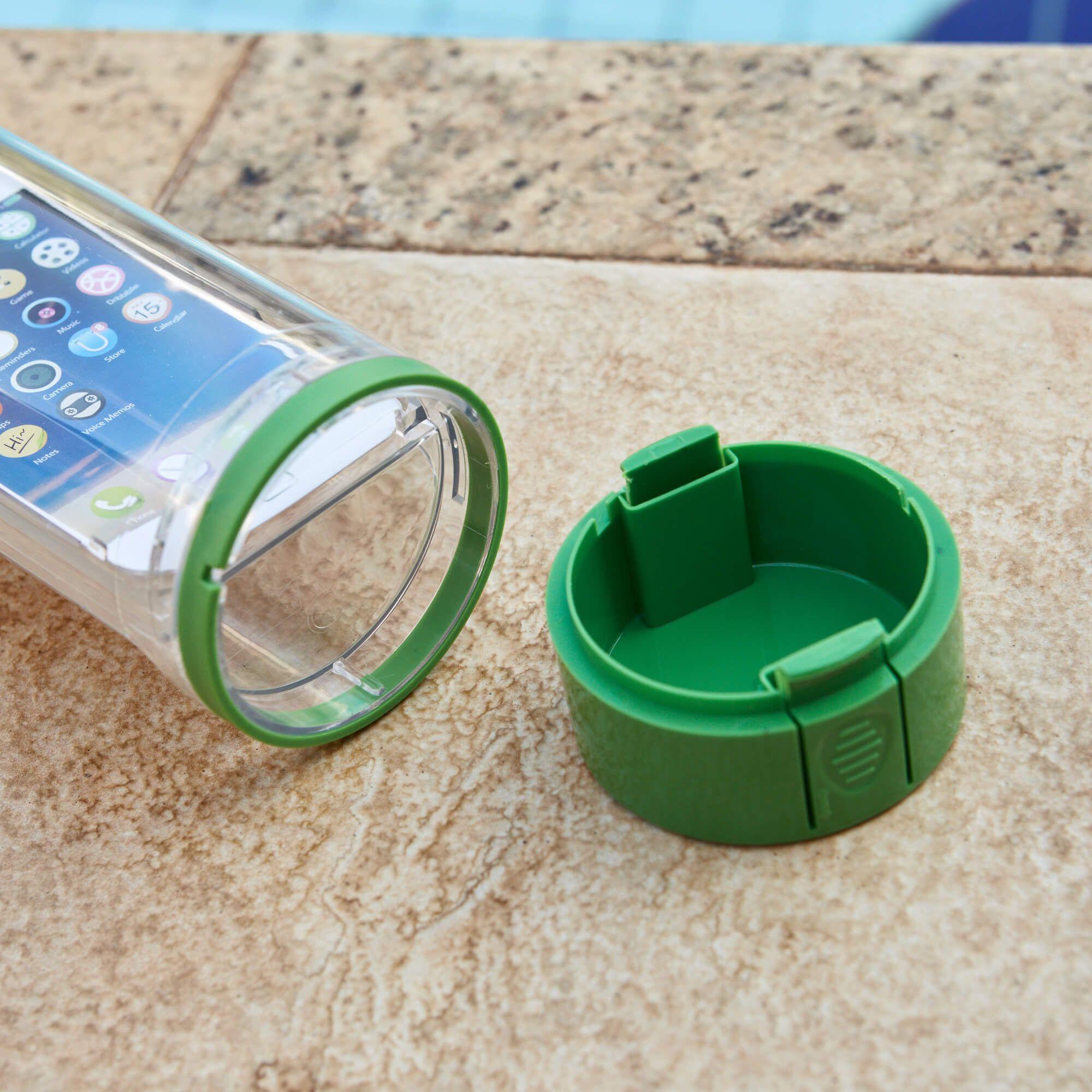 Garrafa Squeeze Porta Celular REF 2839