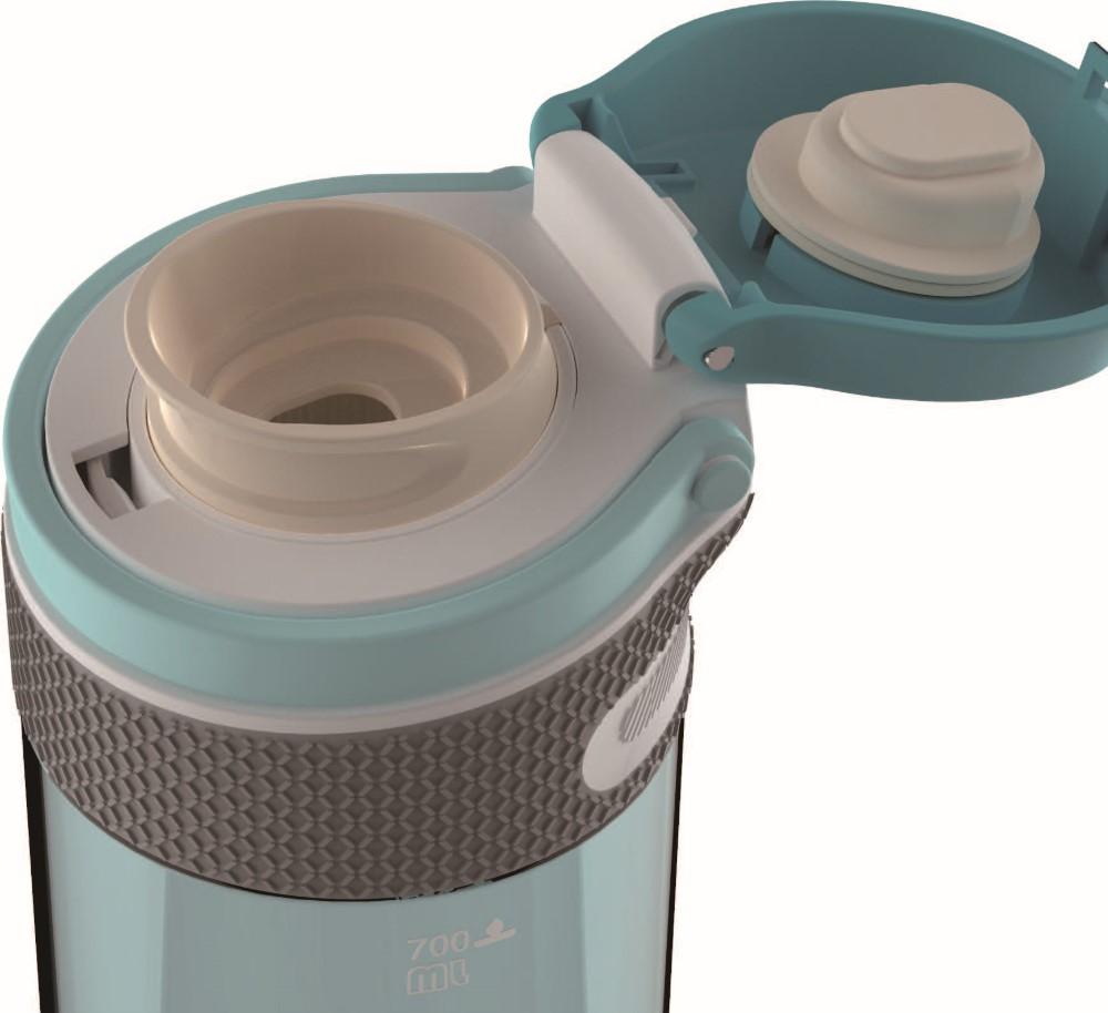 Garrafa Termica Infantil Inox HY3- 350ML