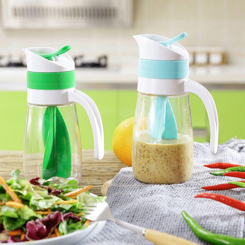 Jarra Misturadora de Molho para Salada e Suco