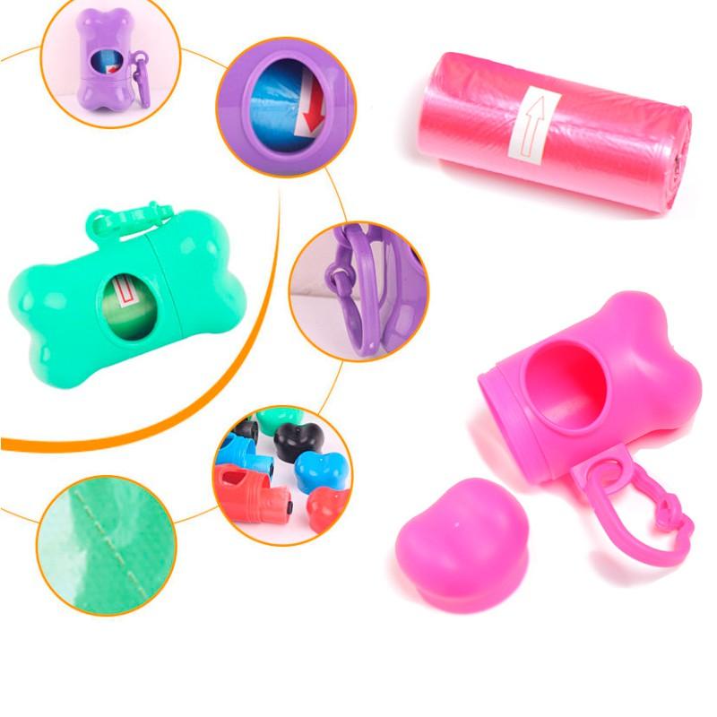 Kit Higiene Para Pets c/30 Saquinhos