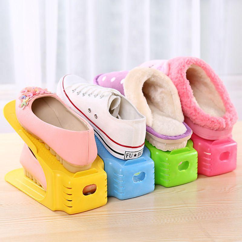 Organizador Rack para Sapatos c/4 Peças