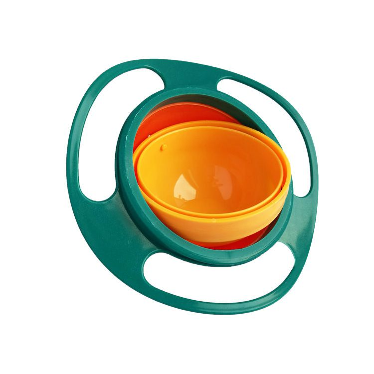 Pote Infantil MAGICO Gyro bowl 360 (ORIGINAL)