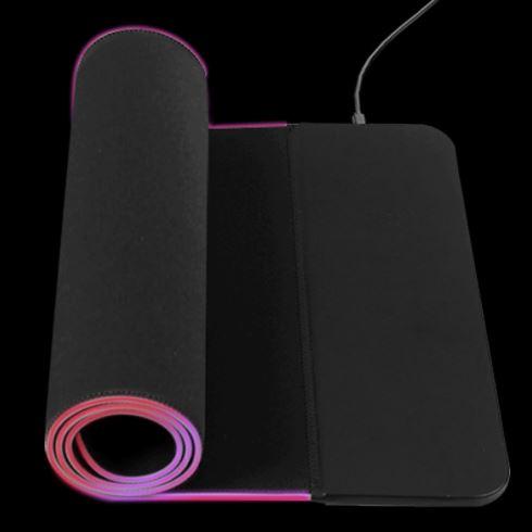 Tapete Mouse Pad com LED