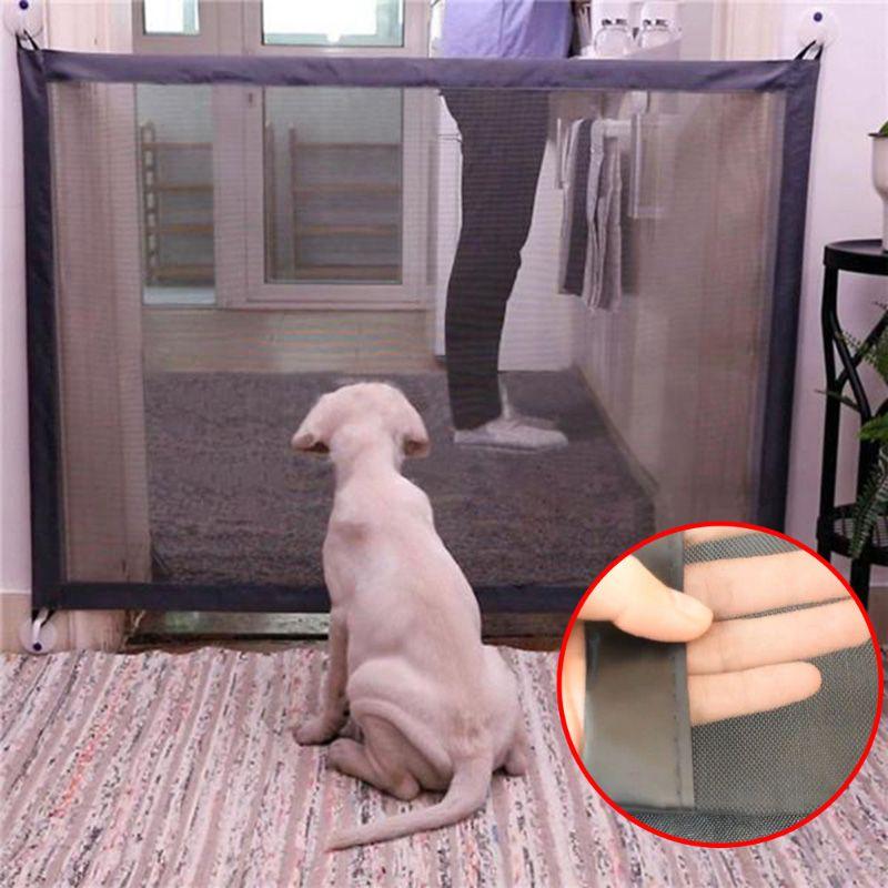 Tela Para Porta Protetora de Cães e Gatos - Pet Magic Dog