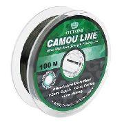 Linha Monofilamento Ottoni Camou Line 100m 0,50 Mm