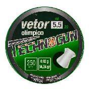 Chumbinho Vetor 5.5 Mm Master (250 Un.) - Technogun