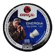 Chumbinho Energia 5.5 Mm (c/ 125 Un) - Chakal
