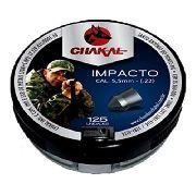 Chumbinho Impacto 5.5 Mm (c/ 125 Un) - Chakal