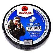 Chumbinho Veloz 5.5 Mm (c/ 125 Un) - Chakal