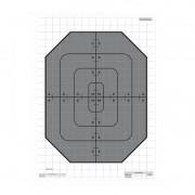 Alvo p/ Treino de Tiro Modelo Plate Shotgun