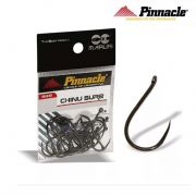 Anzol Pinnacle Chinu Ring Black nº 11