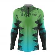 Camiseta de Pesca Mar Negro 2021 Zig Zara
