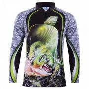 Camiseta Go Fisher Action 05 Tamba