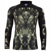 Camiseta Go Fisher Action 15 Camuflada