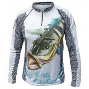 CAMISETA KING FISH KFF07 TUCUNARE