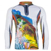 Camiseta King Fish KFF20 Tucunaré