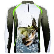 Camiseta King Fish KFF67 Tambaqui