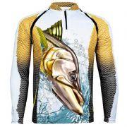 CAMISETA KING FISH KFF68 ROBALO
