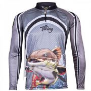 CAMISETA KING FISH VK18 PIRARA