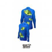 Camiseta Mar Negro 2020 Infantil Tucuna Baby