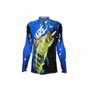 Camiseta Mar Negro 2020 Tucunaré Azul