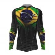 Camiseta Mar Negro 2021 Brasil