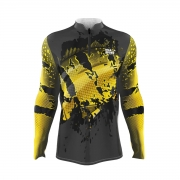 Camiseta Mar Negro 2021 Tucunaré Amarelo