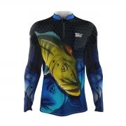 Camiseta Mar Negro 2021 Tucunare Azul 01